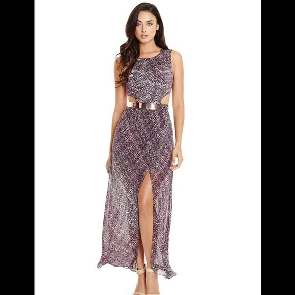 7e305fb62fa0 Carnaby Maxi Dress  Guess by Marciano size Small